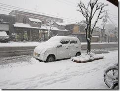 12月16日雪