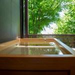 ひのき風呂の宿