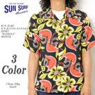 SUN SURF HAWAIIAN SHIRT