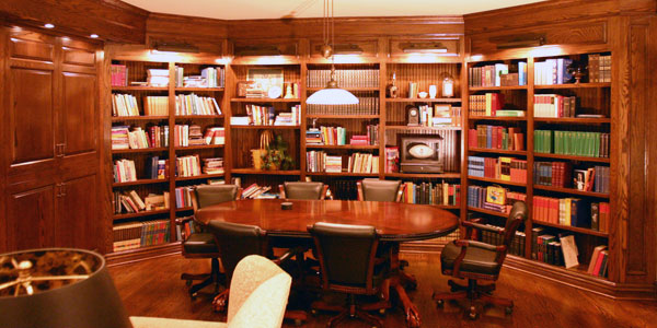 Fine Woodworking Bookshelf | www.woodworking.bofusfocus.com