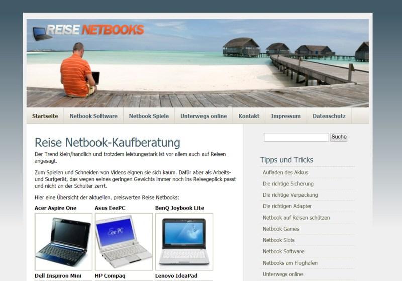 Reise Netbooks