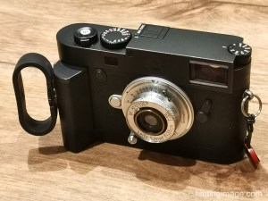 Photo of Leica M10 + 35mm Elmar Screw Mount