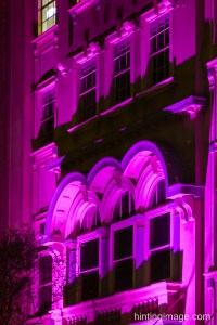 Purple Facade