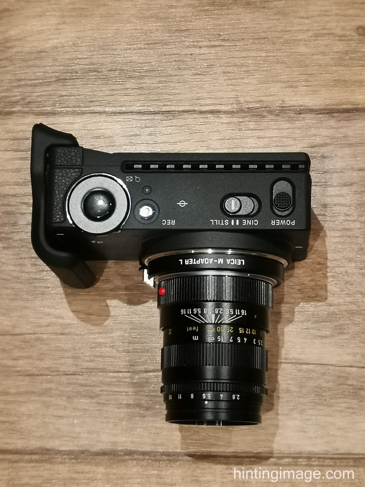 Sigma FP + Leica Tele-Elmarit 90mm F2.8