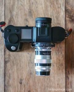 Canon S 100mm F3.5 II + SL2
