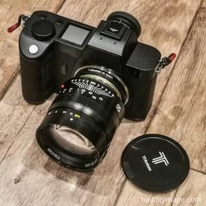 TT Artisan 50mm F0.95 + Leica SL2