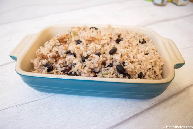 Delicious Rice & Peas
