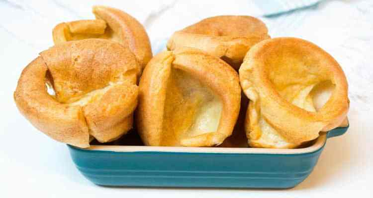 Perfectly Risen Yorkshire Puddings