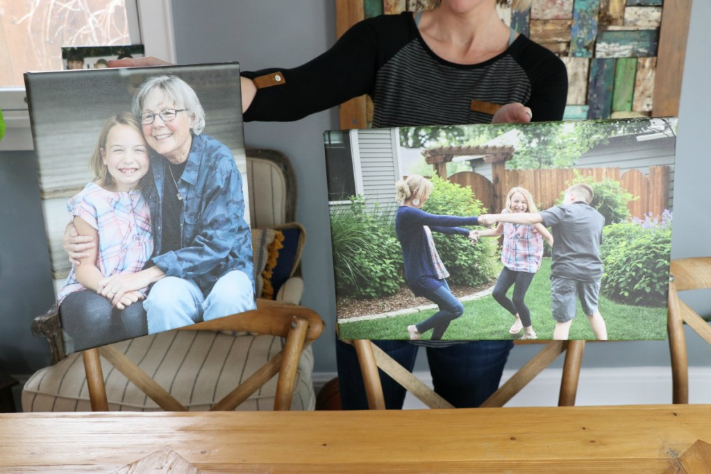 Easy Canvas Prints photo canvases
