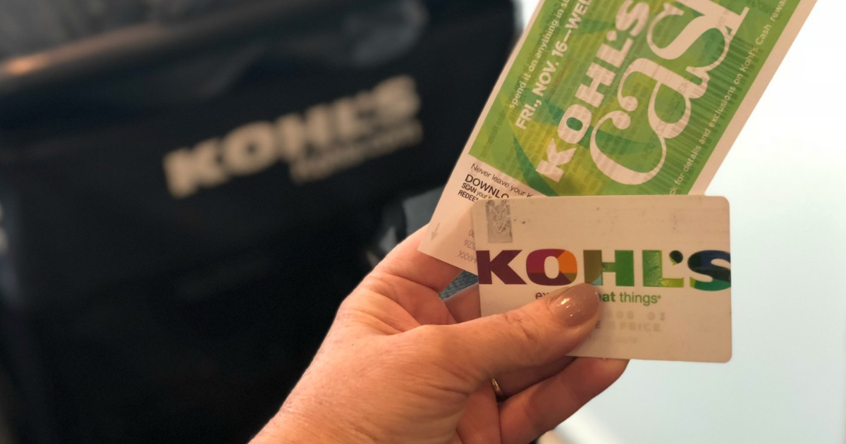Save BIG for Your Home with These Kohl's Shopping Hacks