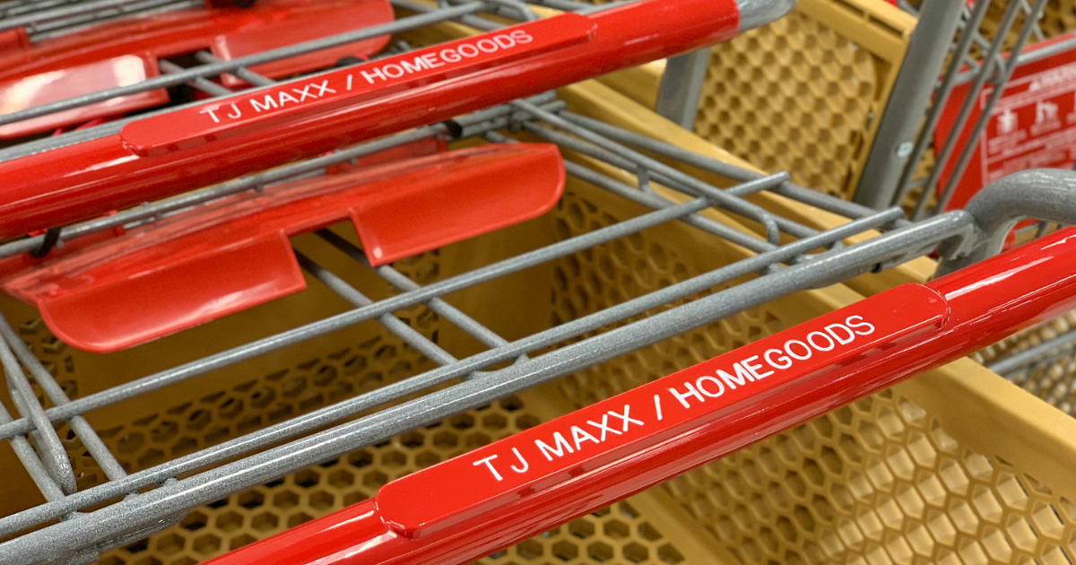 Shopping Tips To Save at T J Maxx & HomeGoods
