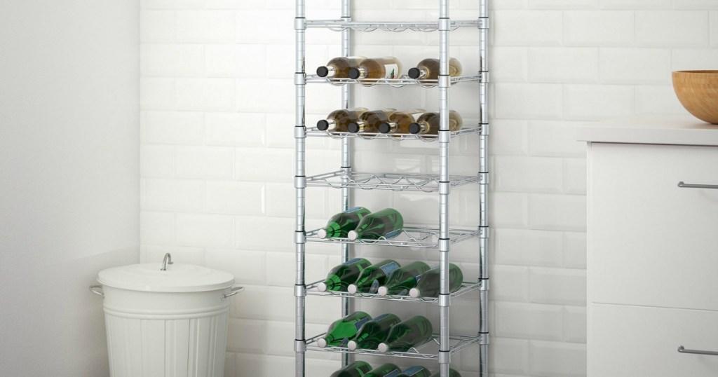 IKEA OMAR Bottle shelving unit