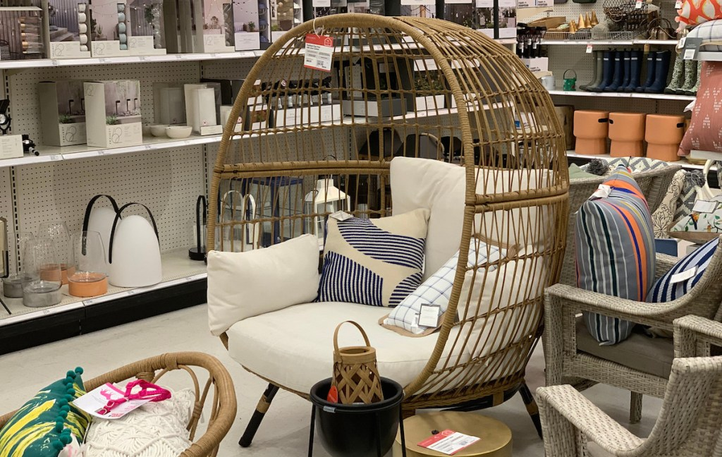 Shop These Top 5 Rattan Egg Chairs For The Lowest Prices