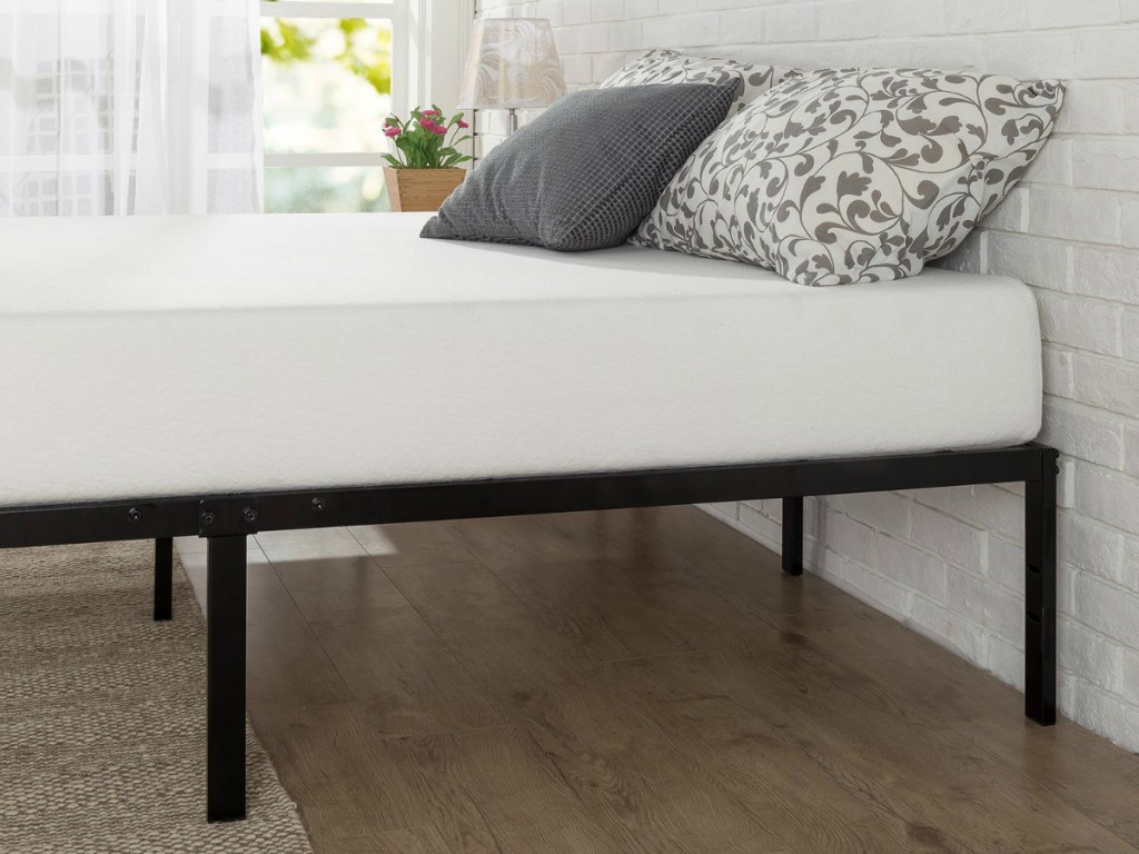 The Best Highly Rated Zinus Mattresses And Bed Frames