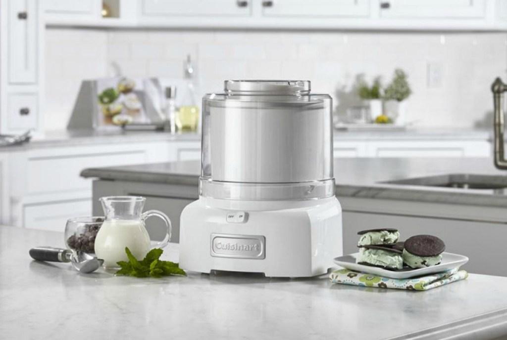 Cuisinart 1.5-Quart Ice Cream Maker