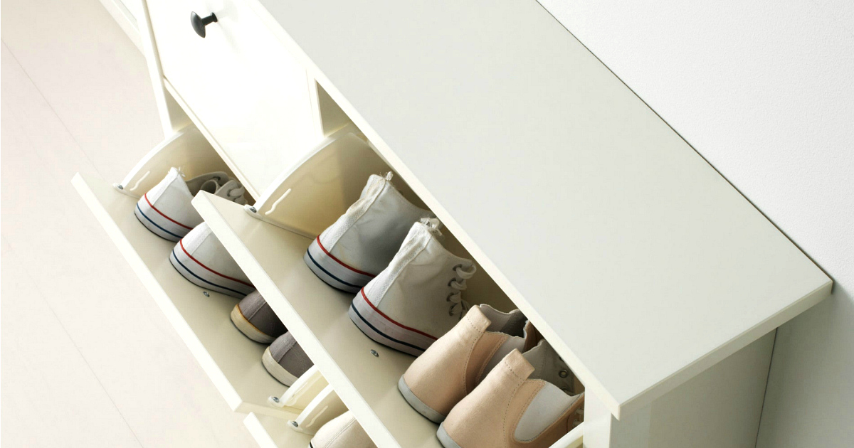 this ikea shoe organizer cabinet is a
