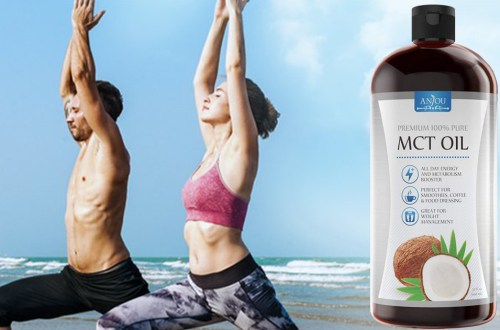 MCT OIL is perfect for the keto diet