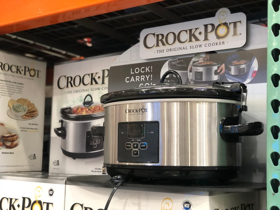 October 2018 keto Costco deals – Crock-Pot at Costco