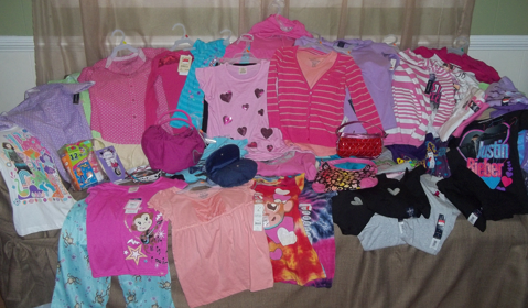 0ee395890 Walmart: Cheap Kids' Clothes (One Reader's Score!) - Hip2Save