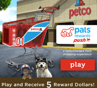 Hurry On Over To The Petco Facebook Page Like Them And Then Click Pals Rewards Push Game Tab All Members Who Play