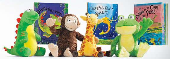 Kohl S Com Select Eric Carle Books Or Plush Animals Only 3 49