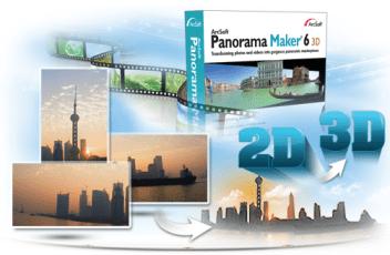 arcsoft panorama maker 6 deutsch