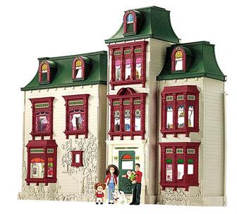 Meijer Com Loving Family Home For The Holidays Dollhouse 87 99