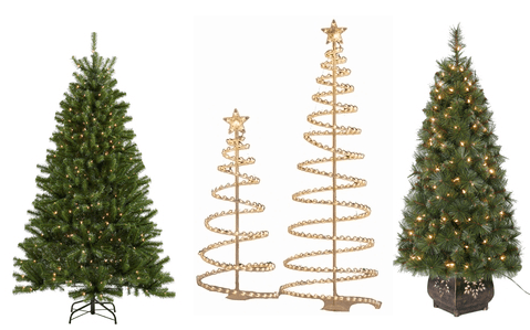 ... to score a great deal on an artificial Christmas tree or other holiday  decor, you may want to browse the Holiday Clearance sale over on Lowe's.com! - Lowe's.com: Artificial Christmas Trees 50% Off - Hip2Save