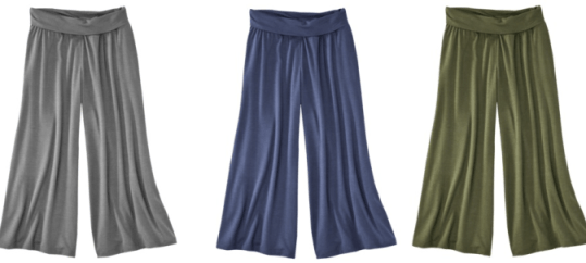 d1553a18b833b I have heard that these pants are comfy and flattering! Keep in mind that  they do tend to run a little big so you may want to order a size smaller  than ...