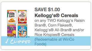 752383e9ab529 I just wanted to remind all you CVS shoppers about this great deal you can  score on cereal at CVS this week! First