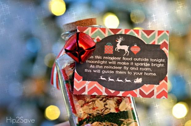 Magical Reindeer Food Hip2Save