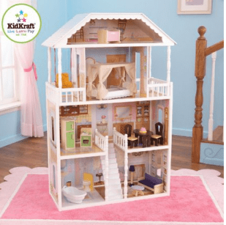 Amazon Highly Rated Kidkraft Savannah Dollhouse Only 79 Shipped