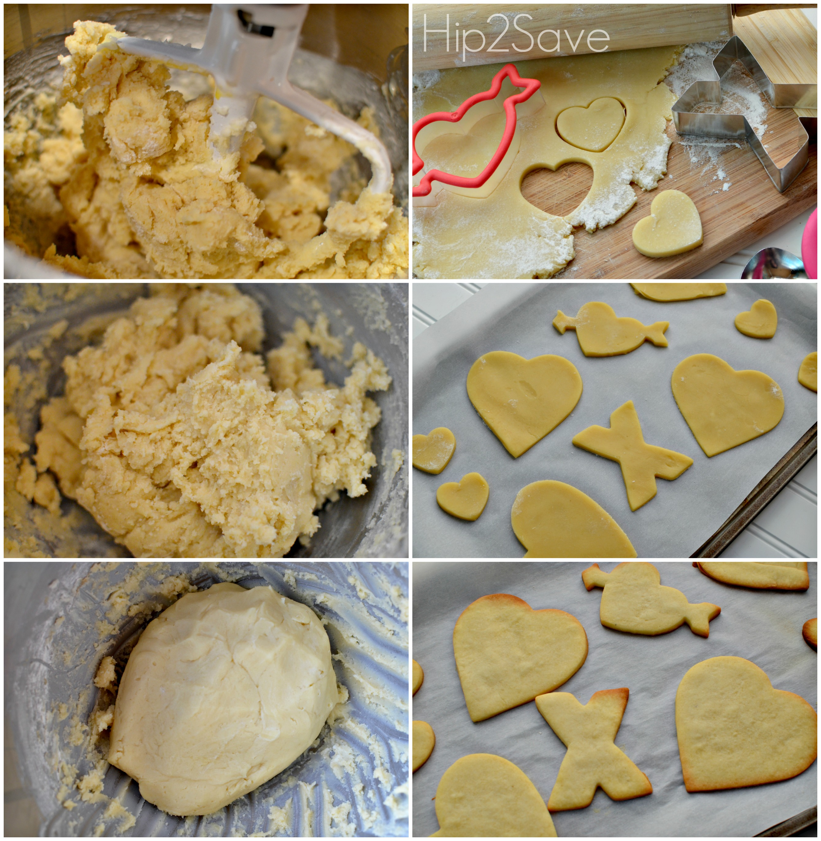 Best Rolled Sugar Cookie Dough Recipe Hip2save