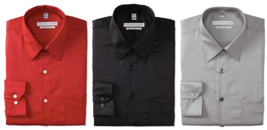 768d87a076 Amazon  Geoffrey Beene Men s Regular-Fit Sateen Dress Shirts as Low as   9.60 (Reg.  52.50!)