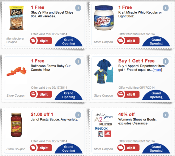 55ddea609c21 Calling all you Meijer Shoppers! Meijer is offering up a few FREE Food  offers at any Meijer to select mPerks users who head here