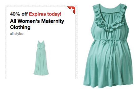eed9fe4eef2 Target Cartwheel  40% Off Maternity Clothing Valid Thru Today Only ...