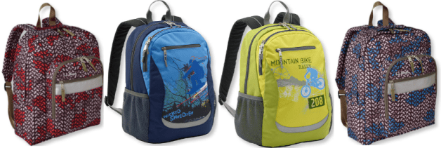 L.L.Bean.com  Highly Rated Original Book Pack NOW Only  13.49 Shipped (Reg.   29.95!) + More a7bcdfc399