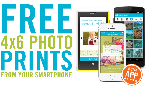 Freeprints App 10 Free 4x6 Prints Free Shipping No Credit Card