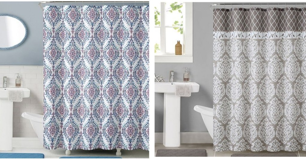 vcny shower curtain rug sets only