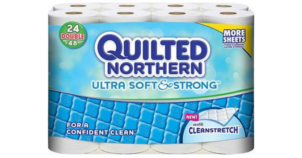 $1/1 Quilted Northern Ultra Soft & Strong Coupon