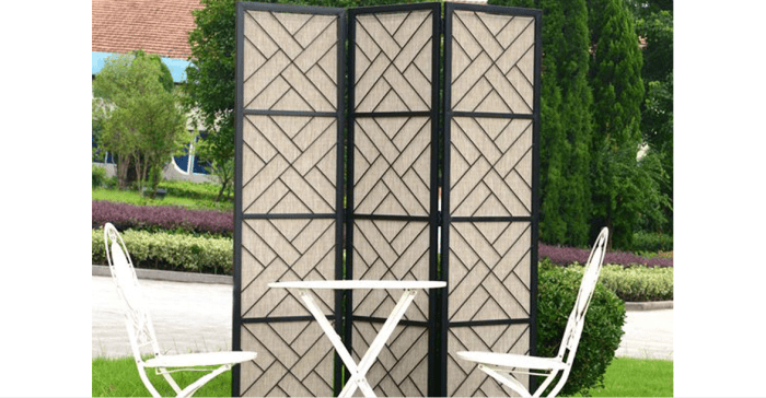lowe s outdoor privacy screen only 49