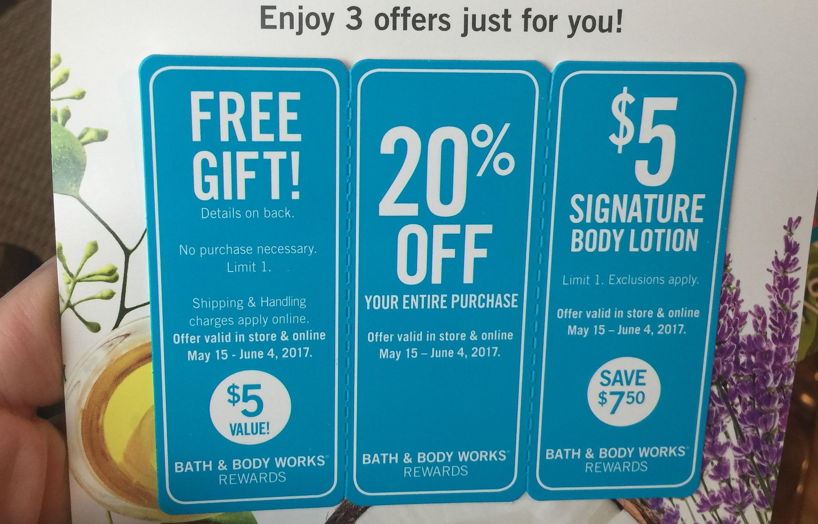 Tips For Saving Big At Bath Body Works Hip2save