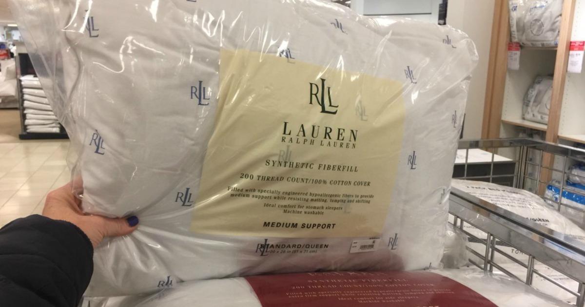 lauren ralph lauren pillows only 5 99
