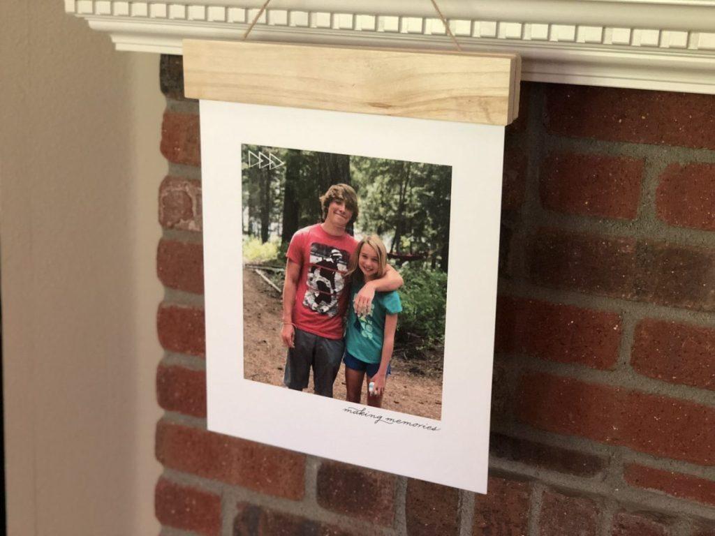 75 off wood hanger board photo prints