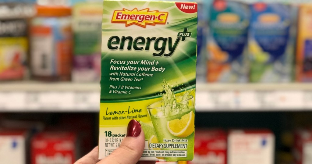 New 1 1 Emergen C Coupon Over 40 Off At Target