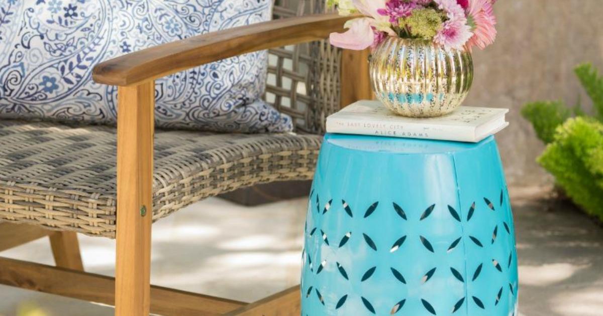 outdoor end tables target online