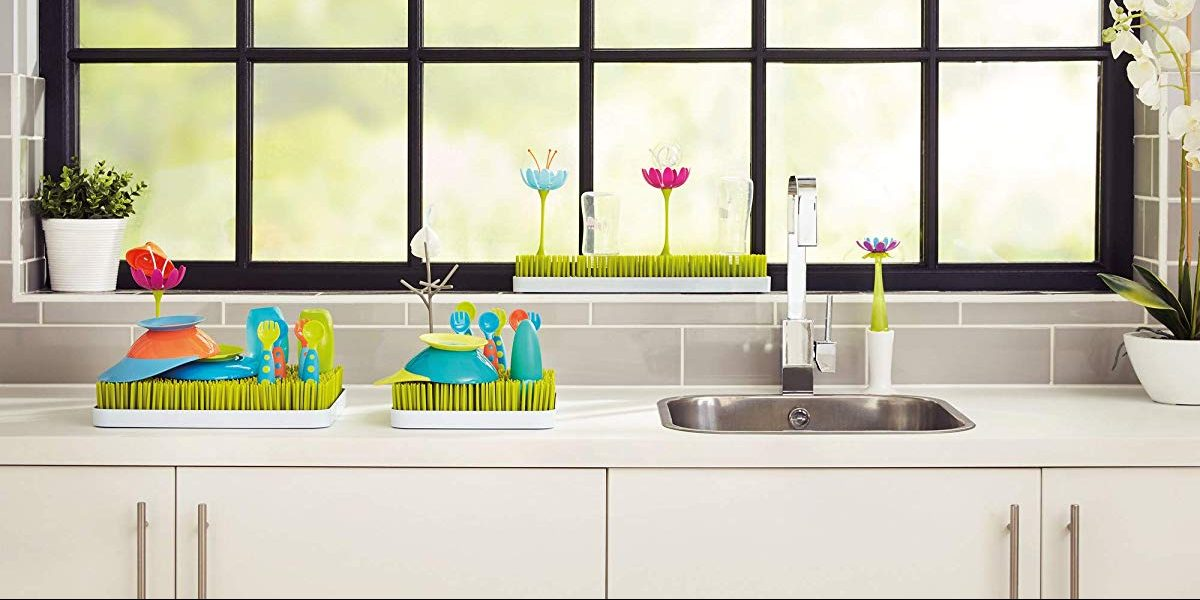 boon lawn countertop drying rack only