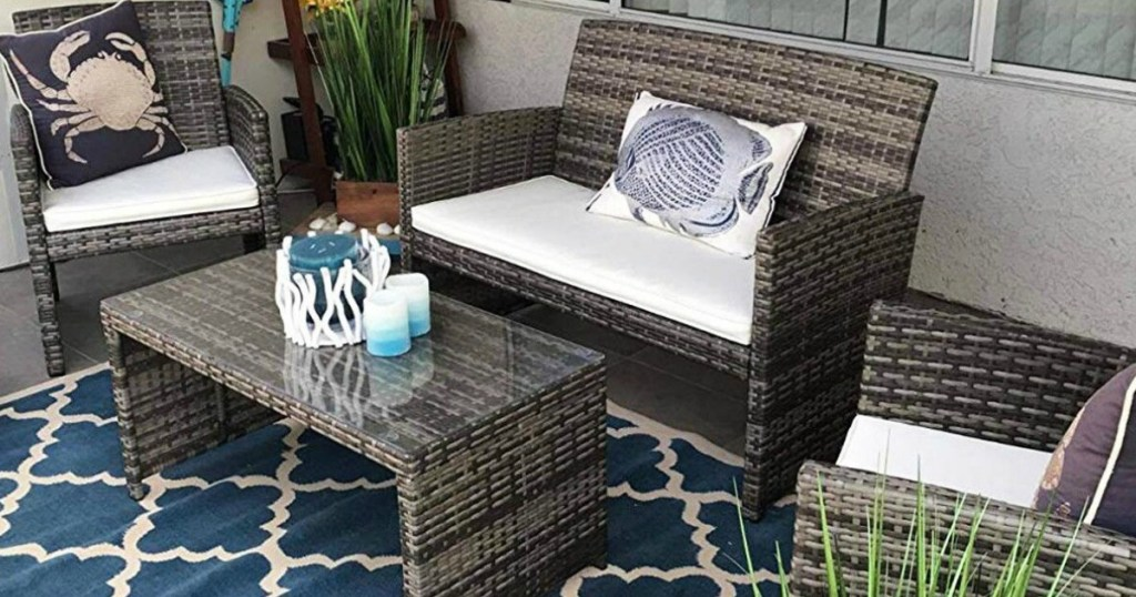 https hip2save com 2019 05 26 costway 4 piece rattan patio furniture set only 186 99 shipped