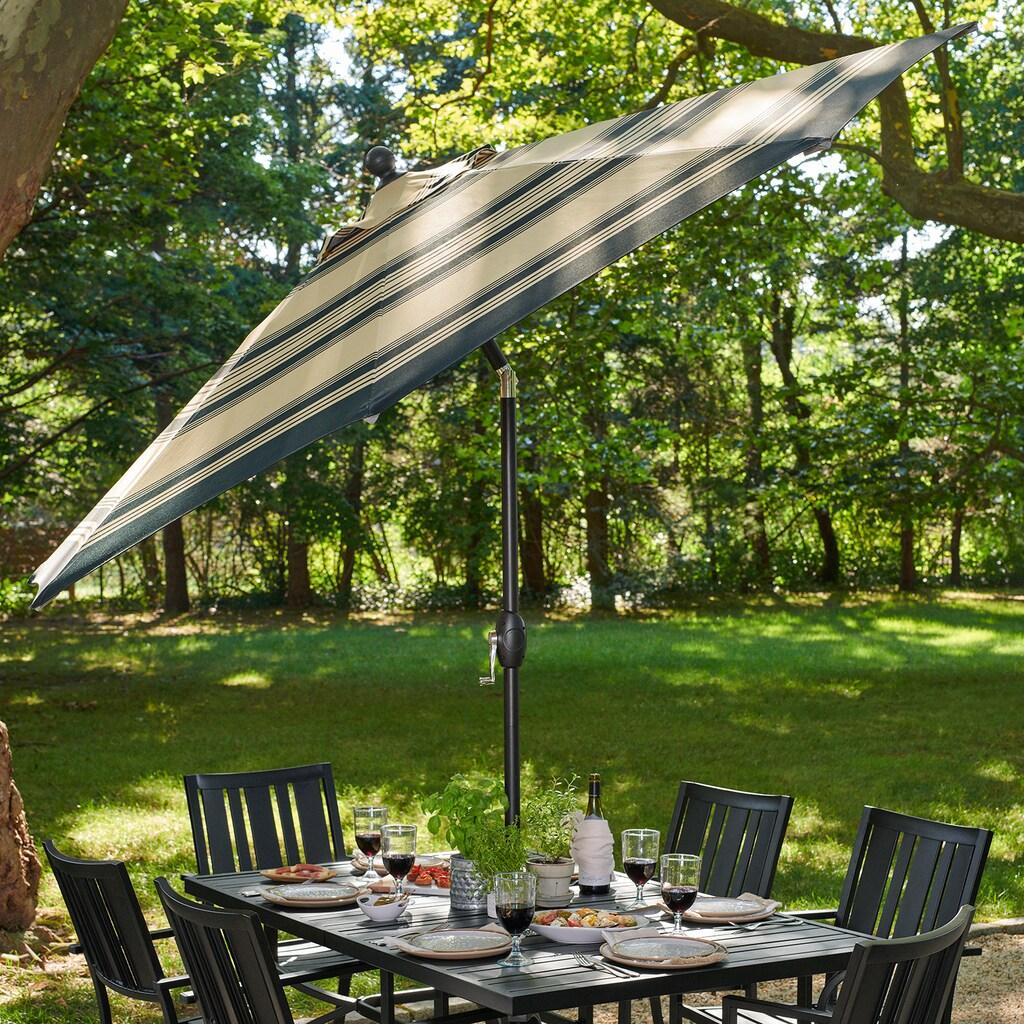 sonoma 9 foot patio umbrella sale 59