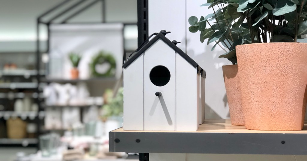 hearth & hand birdhouse at target